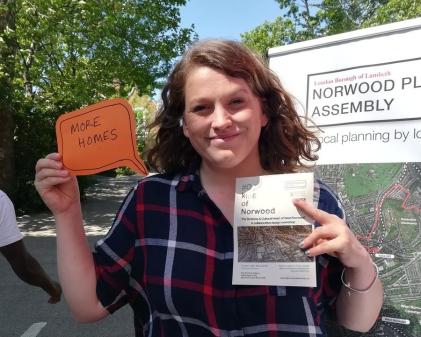 Norwood planning Anna
